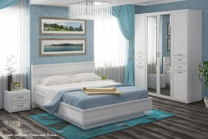 Композиция спальни Карина №2