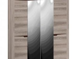Гарда Шкаф 4-х дверный
