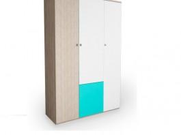 Индиго Шкаф 3-х створчатый универсальный