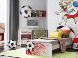 Композиция детской Футбол №1
