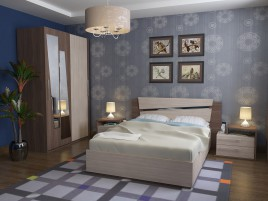 Композиция спальня Моника №1
