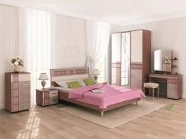 Композиция спальни Розали №1