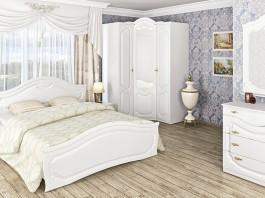 Композиция спальни Орхидея №1