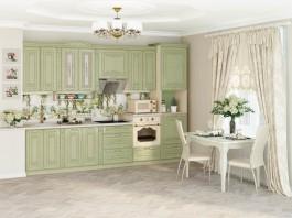 Кухня Оливия №2