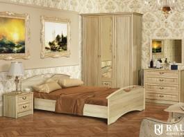 Композиция спальни Янна №1
