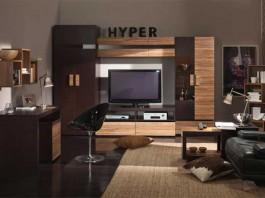 Композиция гостиной HYPER №1