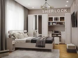 Композиция спальни SHERLOCK №6