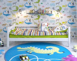 Кровать Сонечка №2