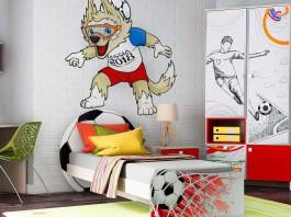 Композиция детской Футбол №2