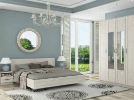 Композиция спальни Лозанна №2