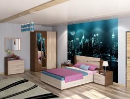 Композиция спальня Моника №2