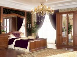 Композиция спальни Диметра №2
