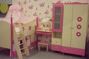 Композиция детской Принцесса №3
