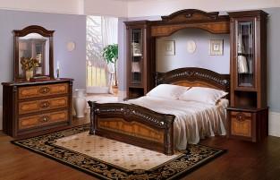 Композиция спальни Карина 2 №2