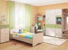 Композиция детской Акварель №3