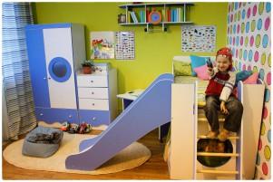 Композиция детской Морячок №3