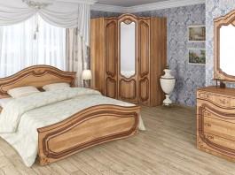 Композиция спальни Орхидея №3