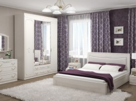 Композиция спальни Мария-Луиза №2