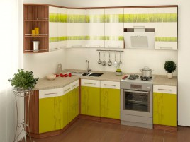 Кухня Тропикана №4