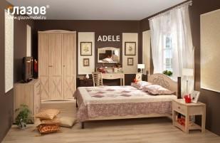 Композиция спальни ADELE №2