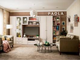 Композиция гостиной Paola №3