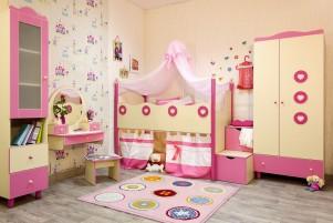Композиция детской Принцесса №5