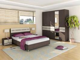 Композиция спальни Ривьера №5
