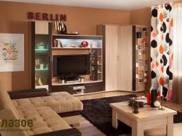 Композиция гостиной Berlin №6