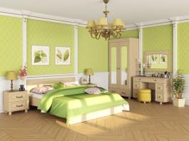 Композиция спальни Элизабет №6