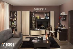 Композиция гостиной Элегия №4