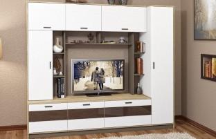 Бали Шкаф комбинированный
