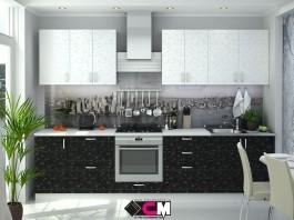 Кухня Дина Принт №3