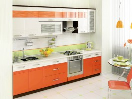 Кухня Оранж №3