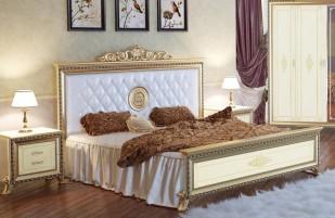 Версаль СВ-04 Кровать 1800 мм. мягкое изголовье