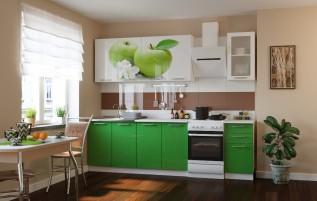 Кухня Яблоко 2,0 м.