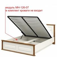Марсель Кровать МН-126-01М 1600 мм.