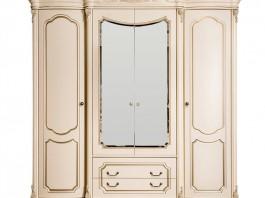 Мона Лиза Шкаф 4-х створчатый