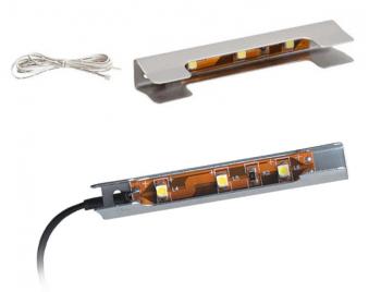Брайтон Комплект подсветки для полки стеклянной