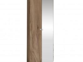 NEO 54 Шкаф для одежды глухой + зеркало