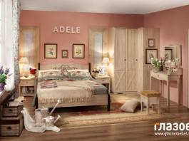 Композиция спальни ADELE №4