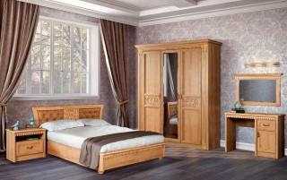 Композиция спальни Лючия №3