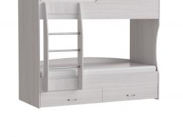 Фантазия-1 2-ярусная кровать с ящиками