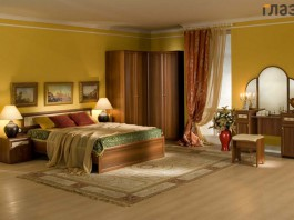 Композиция спальни Милана №2