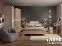 Композиция спальнии WYSPAA №3