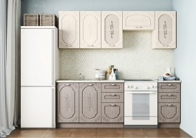 Кухонный гарнитур Легенда-1 1,6 м
