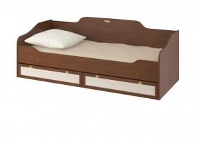 Робинзон ИД 01.95а Кровать одинарная 800 c настилом
