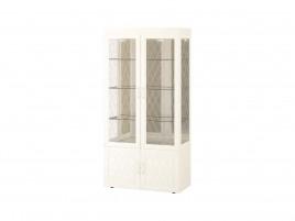 Тиффани 600.10 Шкаф-витрина (сервант) двухдверный