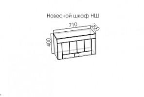 Суоми НШ шкаф навесной