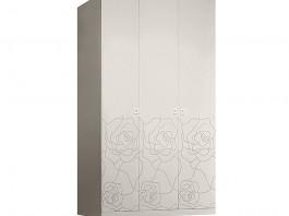 Роза Р1Ш2/3 Шкаф 3-х дверный без зеркал