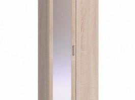 Регата 11 Шкаф угловой с зеркалом